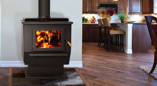 Blaze King Fire Place